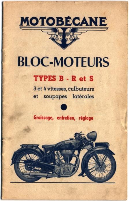 Rubrique blocs B et S